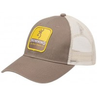 Gorra Browning Traspirable Caza