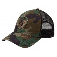 Gorra Browning Stealth Hat Patch Mesh caza