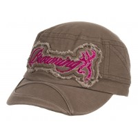 Gorra Browning Baseball Transpirable