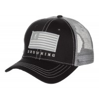 Gorra Browning Patriot Trucker Hat Original Baseball Caza